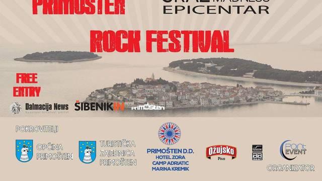 Silnete, Sraz...: Počinje prava rock eksplozija u Primoštenu