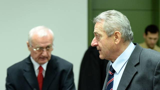 Former director of the Yugoslav secret police on trial