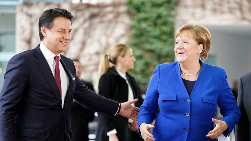 Merkel i Conte se sastaju, tema je oporavak gospodarstva