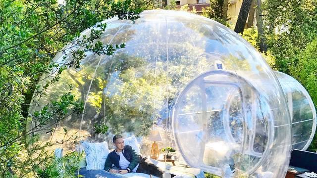 'Bubble hotel': Spavajte u srcu  šume i uživajte pod zvijezdama