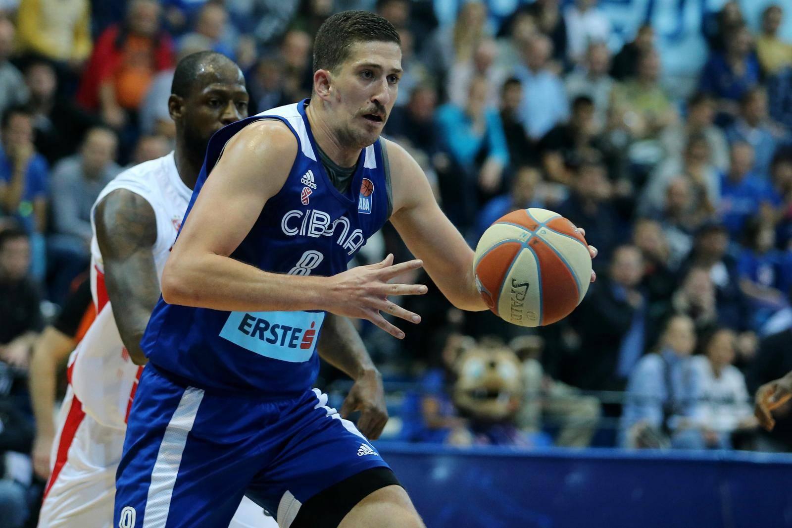 Zagreb: 5. kolo ABA lige: KK Cibona - KK Crvena Zvezda