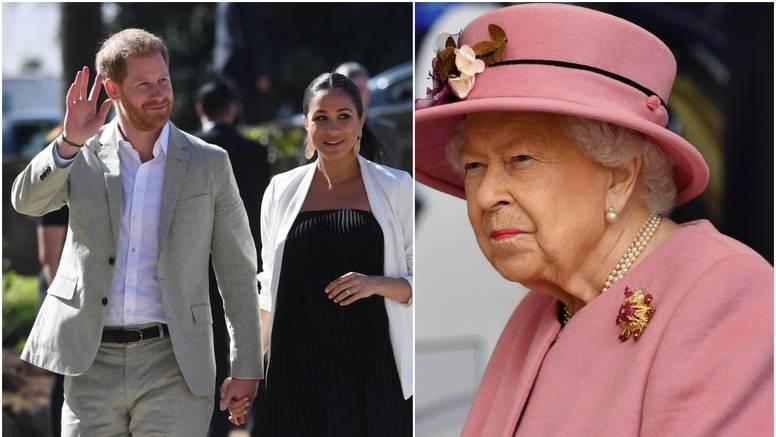 Kraljica očekuje princa Harryja i Meghan u Velikoj Britaniji do kraja godine: 'To je imperativ'
