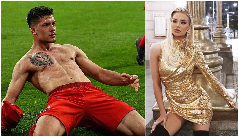 Dala mu uvjete: Srpski model želi bebu s nogometašem Reala