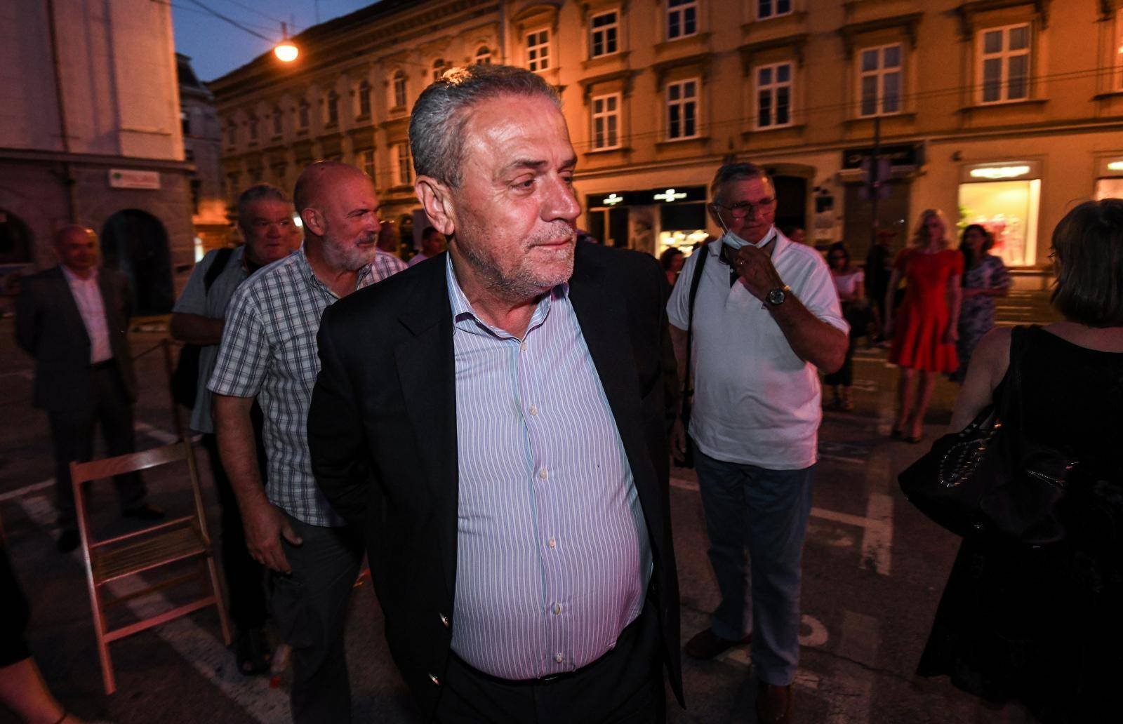 Zagreb: Doček izbornih rezultata u Stranci rada i solidarnosti