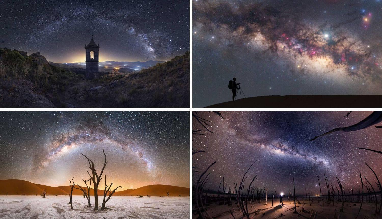 Najbolje fotografije Mliječnog puta: Prizori koji oduzimaju dah