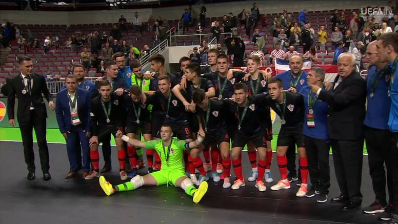 Hrvatska je viceprvak Europe! Španjolci nas potukli u finalu