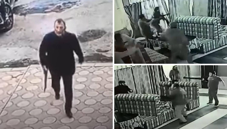 Krvavi obračun Kalašnjikovima: Izrešetali su ruskog MMA borca