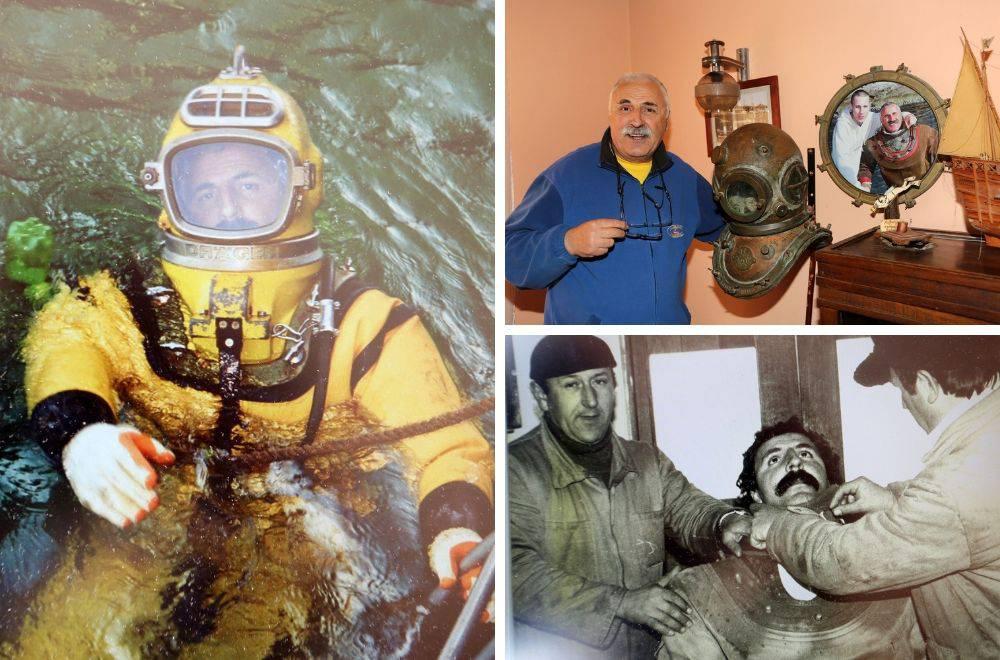 'Ja sam za Uljanik pod vodom bio i po pet-šest sati dnevno...'