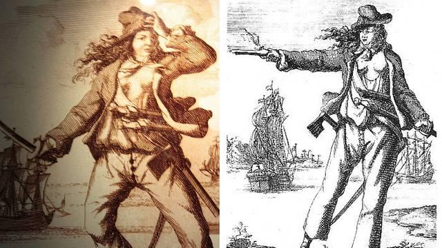 Žene pirati: Odjevale se kao muškarci i bile su nemilosrdne