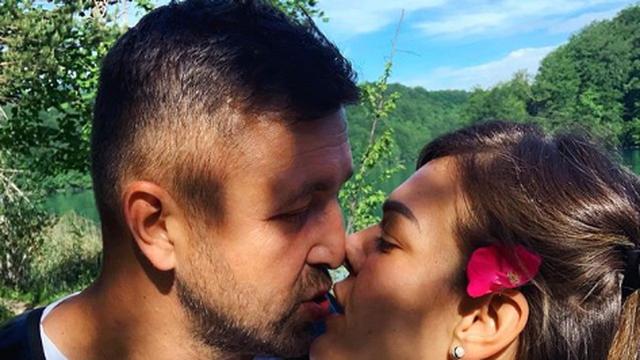 Perković je ljubila svog dečka trenera: 'Preslatki ste zajedno'