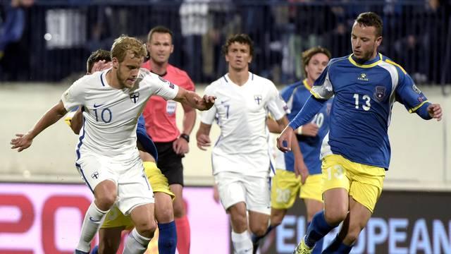 Football Soccer - Finland v Kosovo - World Cup 2018 Qualifier