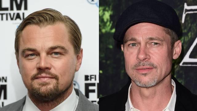 Holivudski zavodnici DiCaprio i Pitt u filmu o ubojici Mansonu