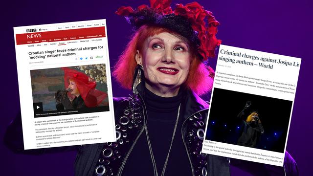 Svjetski mediji: Hrvat prijavio pjevačicu jer  'ismijava' himnu