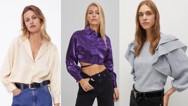 U svim bojama: Top 10 košulja i bluza po sniženim cijenama