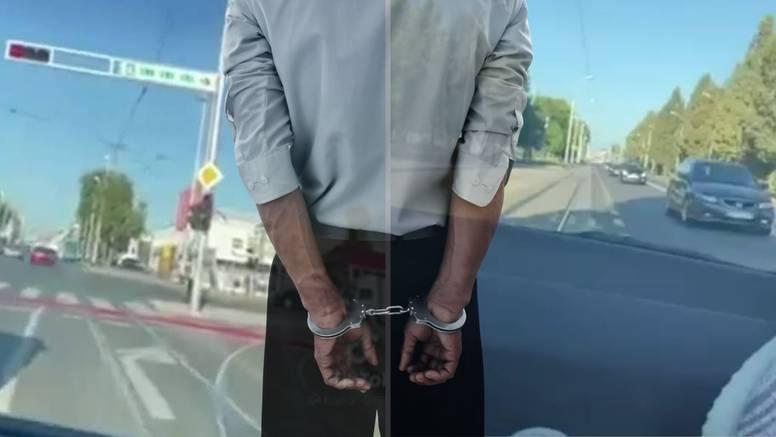 VIDEO Divljao autom u Zagrebu, policija ga našla preko snimke. Sad je platio 'masnu' kaznu