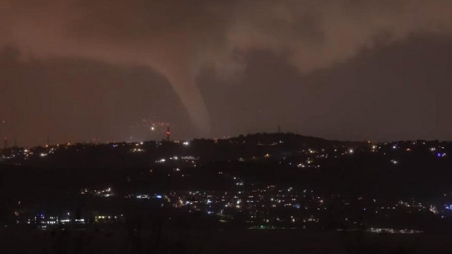 Tornado i tuča u Sloveniji: 'Sve je podsjećalo na sudnji dan...'