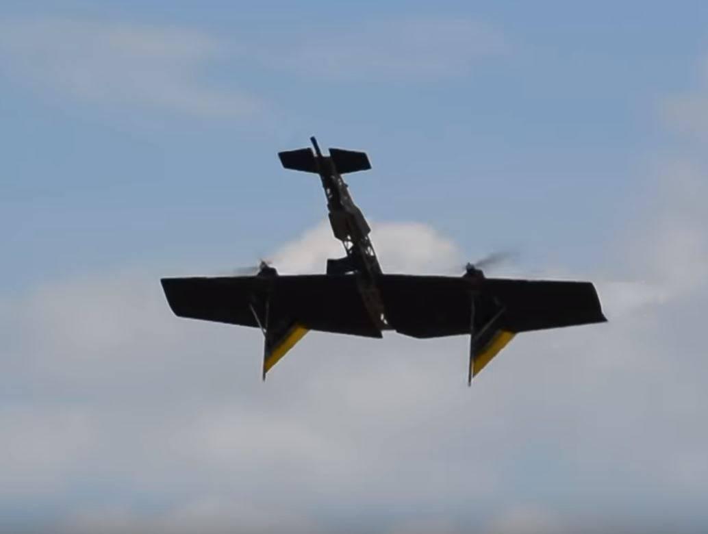 Ruski dron iz noćne more: Sa sačmaricom ruši druge dronove
