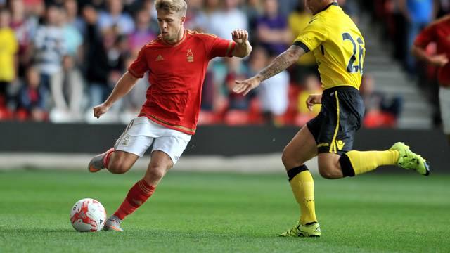 Soccer - Pre Season Friendly - Nottingham Forest v Aston Villa - City Ground