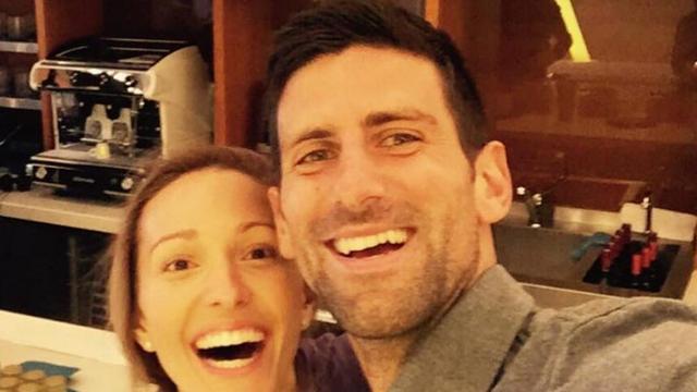Stigla je Tara: Novak i Jelena Đoković dobili su drugo dijete