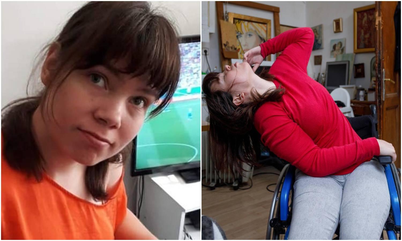 'Cerebralna paraliza nije me mogla spriječiti da zaplešem'