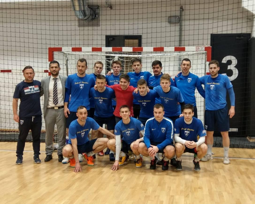 Futsal Dinamo i Alumnus igrat će za blizance Leonea i Renata