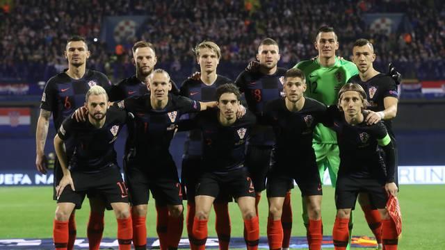 Hrvatska - Spanjolska