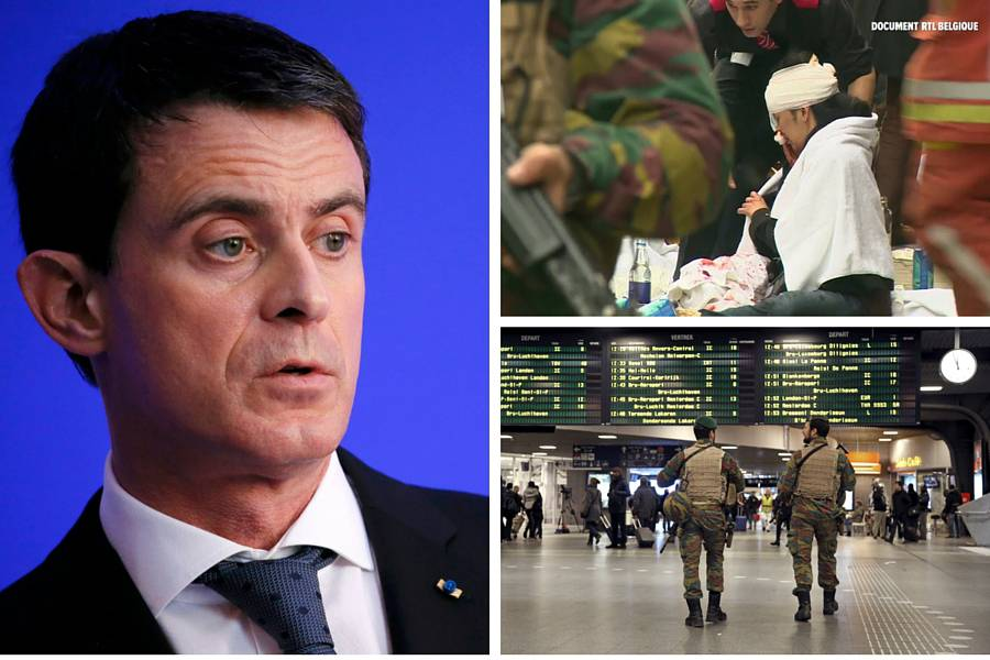 Europski čelnici osudili napade; Valls poručio: 'Mi smo u ratu!'