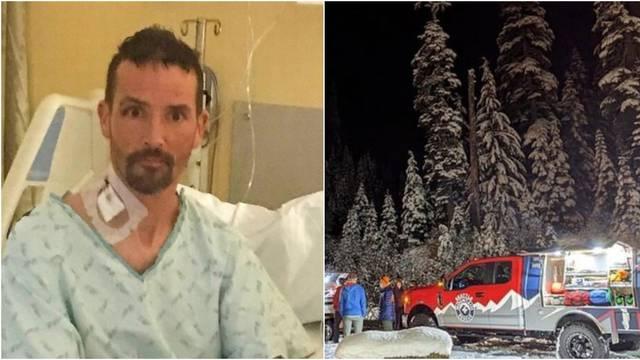 Vratio se iz mrtvih: Planinaru srce stalo na 45 min, preživio je