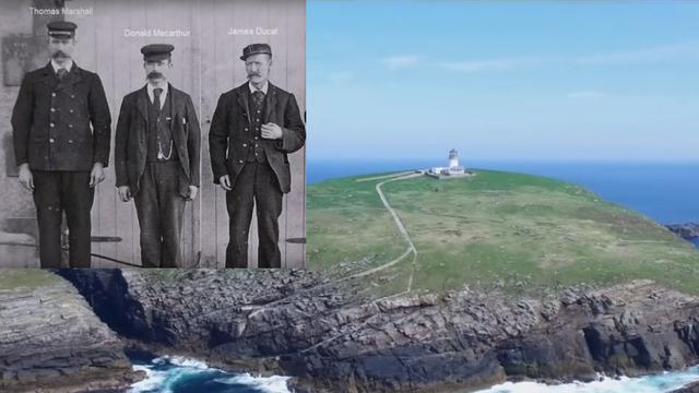 Misteriozni nestanak tri čuvara na svjetioniku tame u Škotskoj