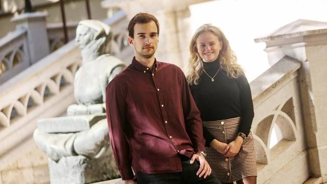 Sara i Boris studenti su Pravnog fakulteta. Popričali smo s njima o predrasudama koje ih prate