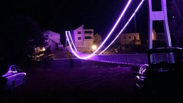 Nova atrakcija: Pogledajte kako izgleda obnovljeni most u Trilju