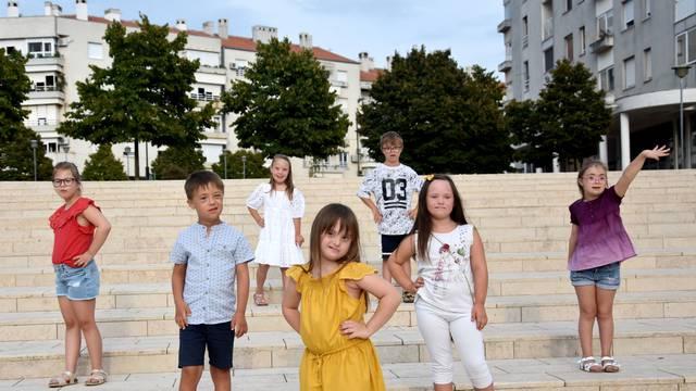 Zadarski 'downići' kreću u školu i jedva čekaju: 'Veselimo se!'