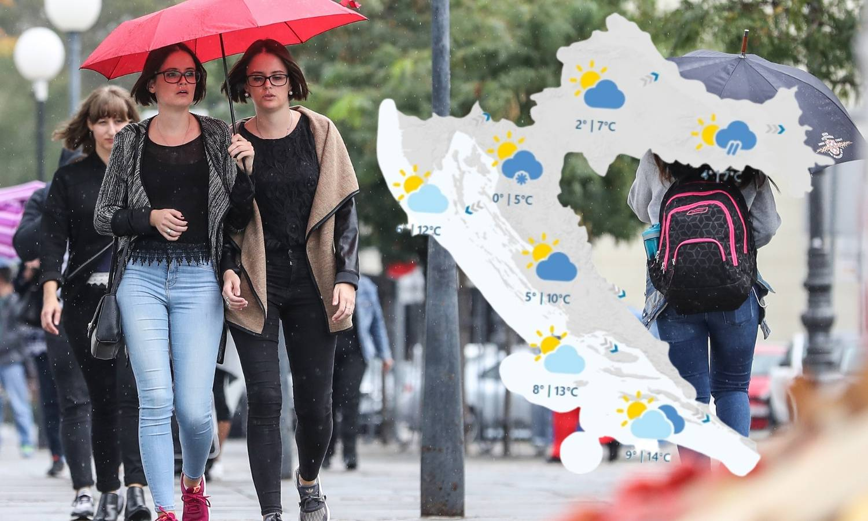 Stiže 'proljeće': Sljedeći tjedan temperature se penju do 15°C