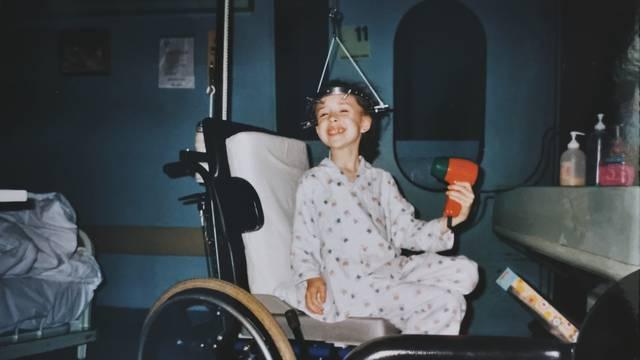 Život jedne S.: Halo trakcija, aka srednjovjekovna sprava za mučenje za moju skoliozu