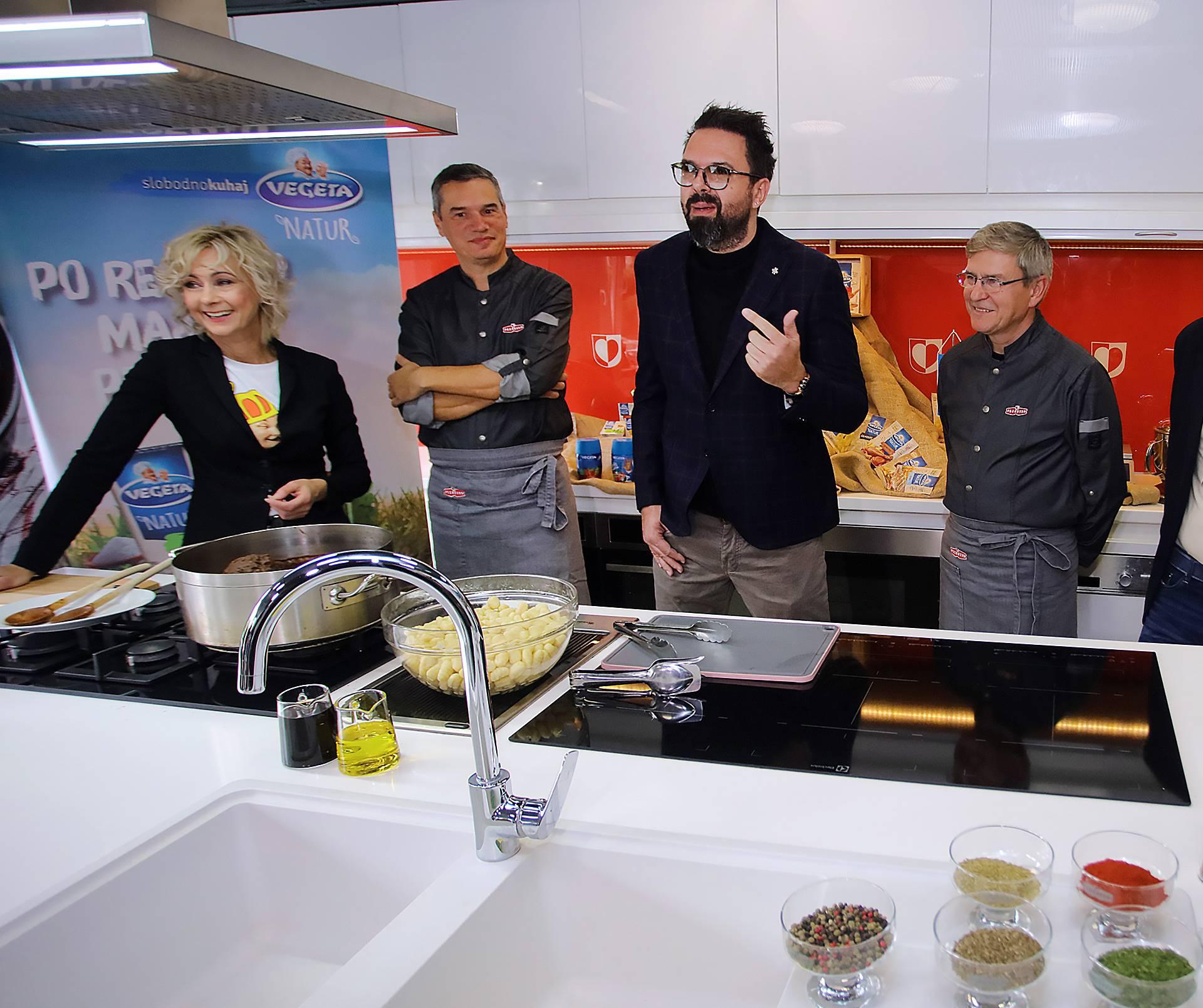 Podravka i Petar Grašo: razvoj Vegeta natur  dodatka jelima