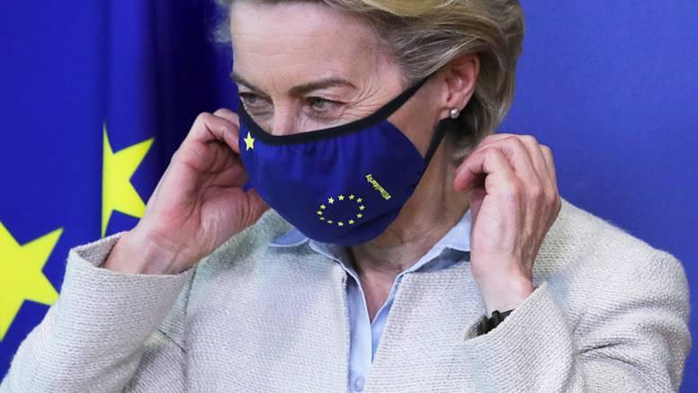 """Ursula von der Leyen želi ubrzati cijepljenje: """"Pandemija je maraton, a ne sprint"""""""