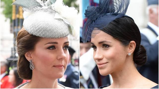 Četkice, spužvice, uvijači: Otkrili kako Meghan i Kate izgledaju uvijek besprijekorno na slikama