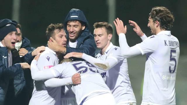 Zagreb: Lokomotiva i Hajduk odigrali zaostalo 9. kolo HT Prve lige