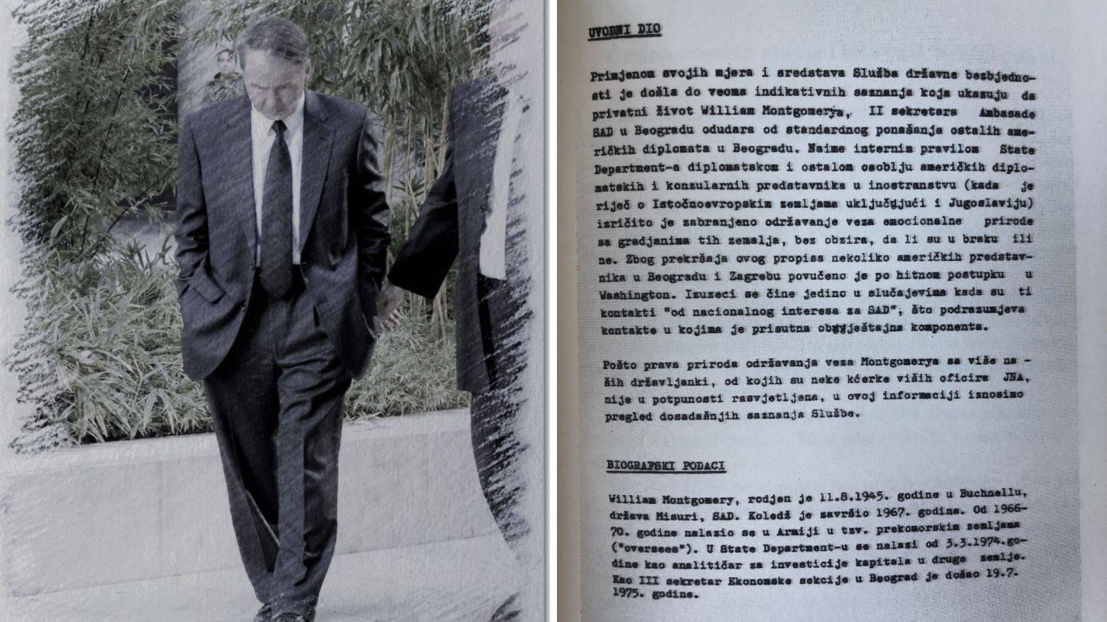 'Pratite američkog diplomata! Zavodi kćeri naših oficira JNA'