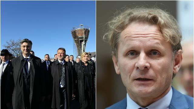 Đikić: Gospodine Plenkoviću, odustanite od Kolone sjećanja!