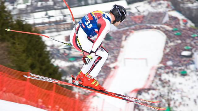FIS SKI WORLD CUP 2008, KitzbŸhel, 68th Hahnenkamm Rennen, Abfahrt Herren  -   Vorschau 2009 FIS Weltcup in KitzbŸhel