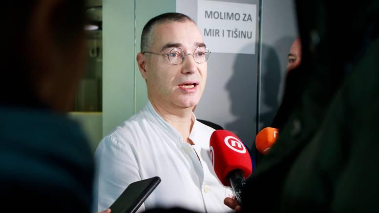 Deni Karelović razriješen je s mjesta predstojnika Klinike za ženske bolesti i porode...