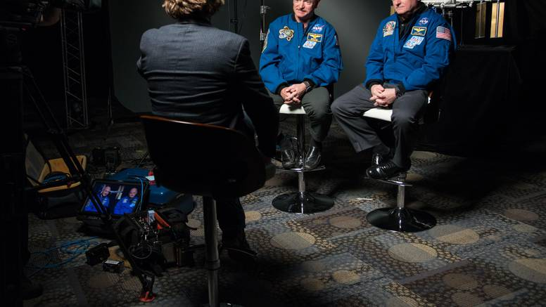 Blizanci astronauti nisu bili isti nakon godine dana u svemiru