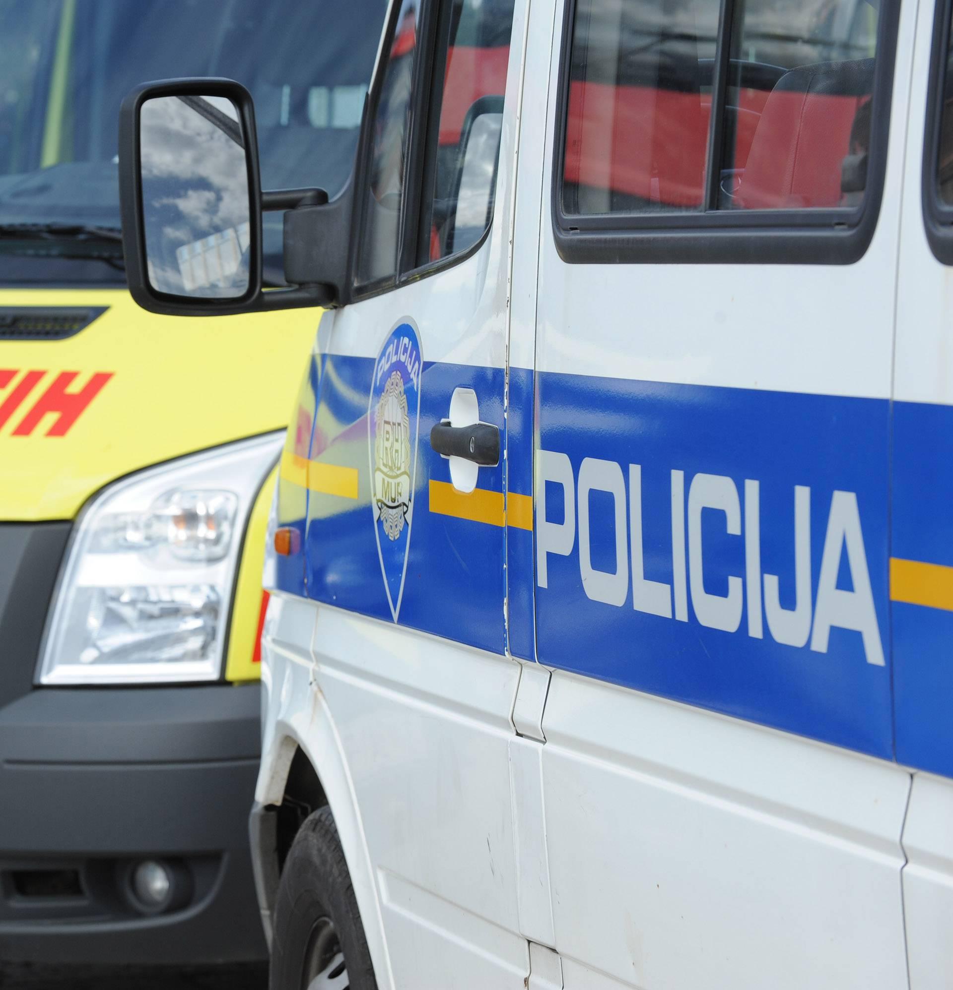 Brusilica zapalila garažu: Teško ozlijeđen muškarac, u bolnici je