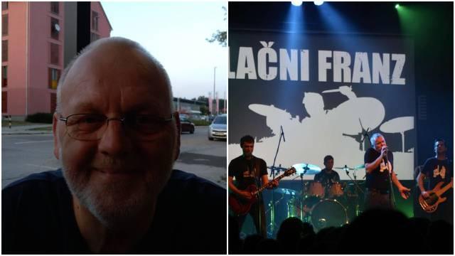 Preminuo je Andrej Pintarič, bubnjar rock grupe Lačni Franz