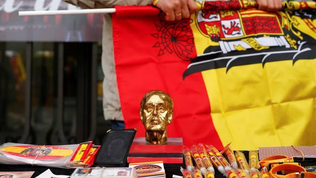 Španjolska planira zakonom zabraniti zakladu F. Franca