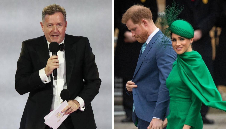 Morgan prozvao Markle: 'Sada je treba lišiti kraljevske titule'