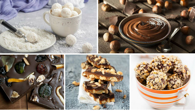 Napravite sami zdravije verzije omiljenih slatkiša - brzo i lako