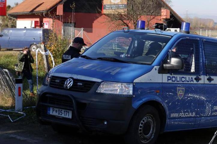 Talijansko vojno vozilo greškom je ušlo na slovenski teritorij
