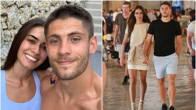 Kramarić se ženi: S djevojkom Mijom kuje planove oko svadbe